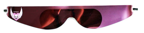 a5c01bfaceb Autographed Vintage Hitman Wrap Around Shades – Bret Hart – Official ...
