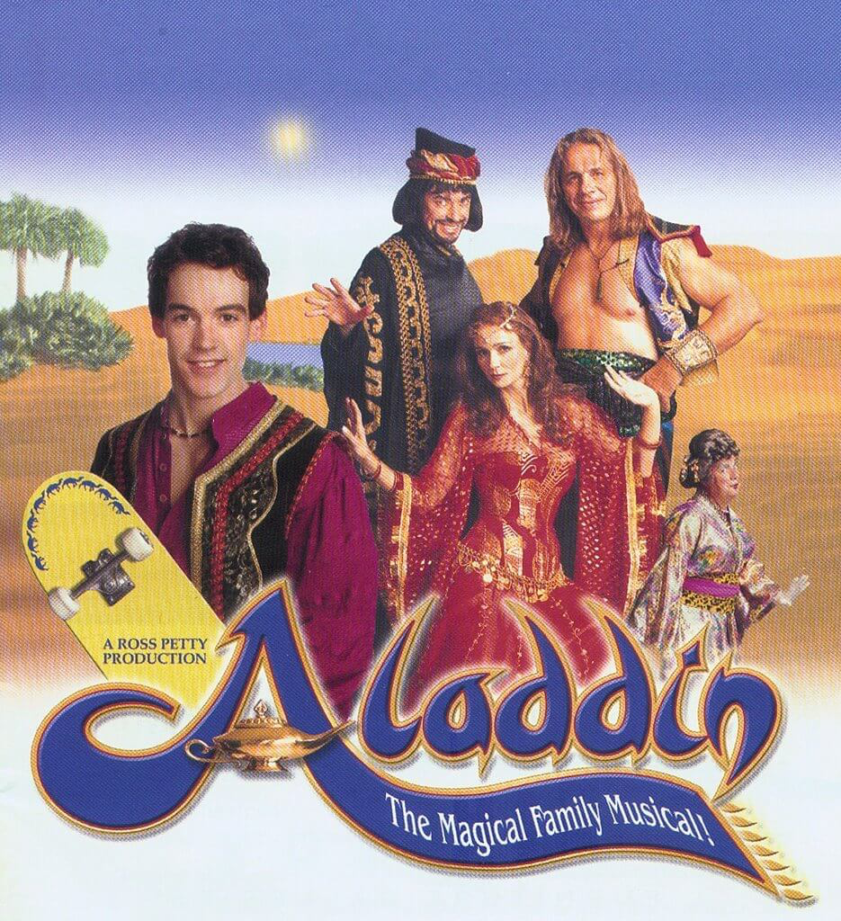 Ross Petty Productions' Aladdin